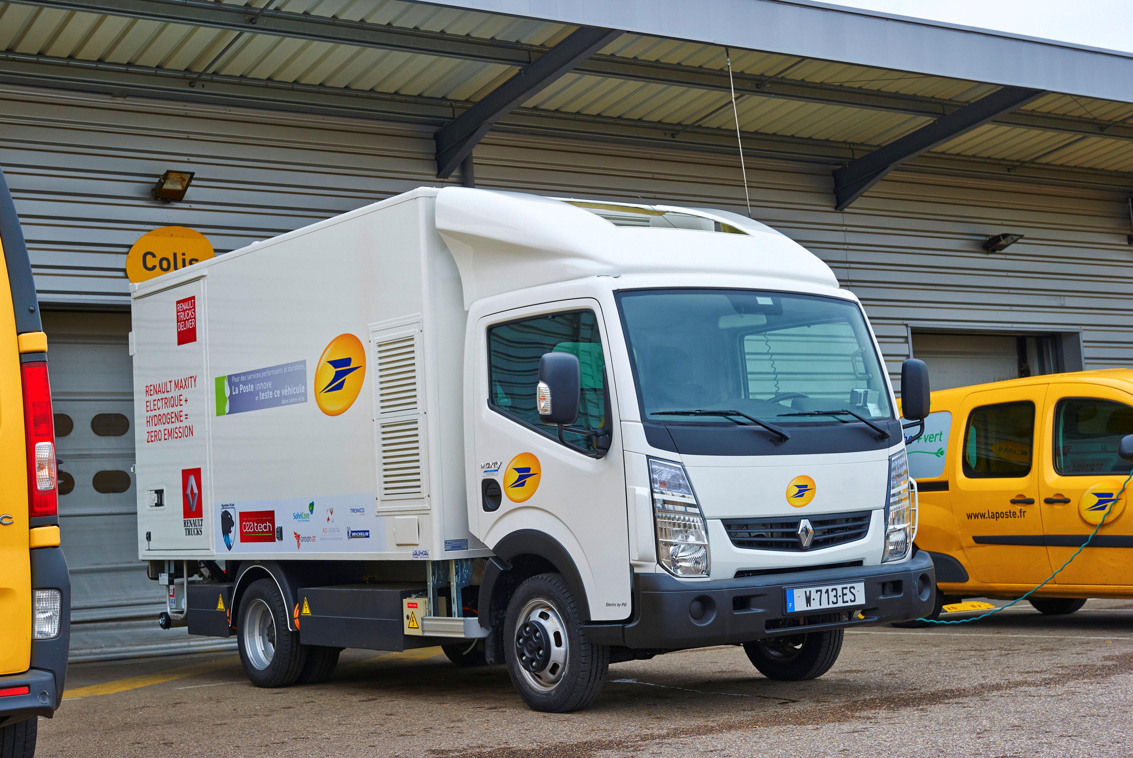 Renault Trucks Maxity H2