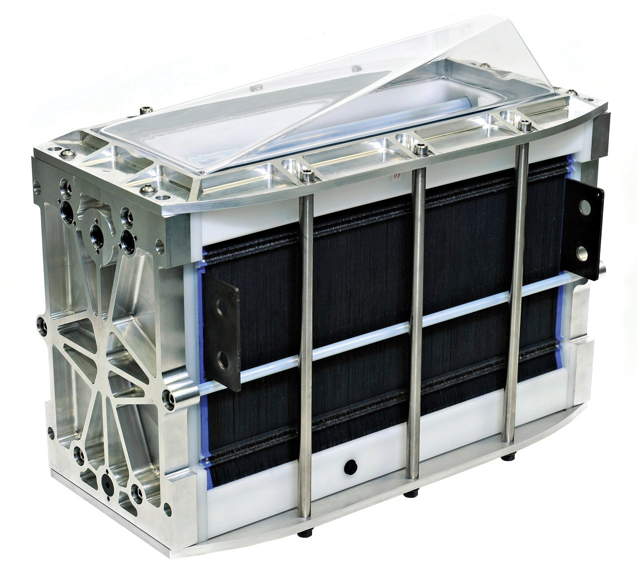 Intelligent Energy's fuel cell stack