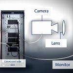 MAN uses a camera-in-the-loop setup, with innovative radar-camera data fusion.