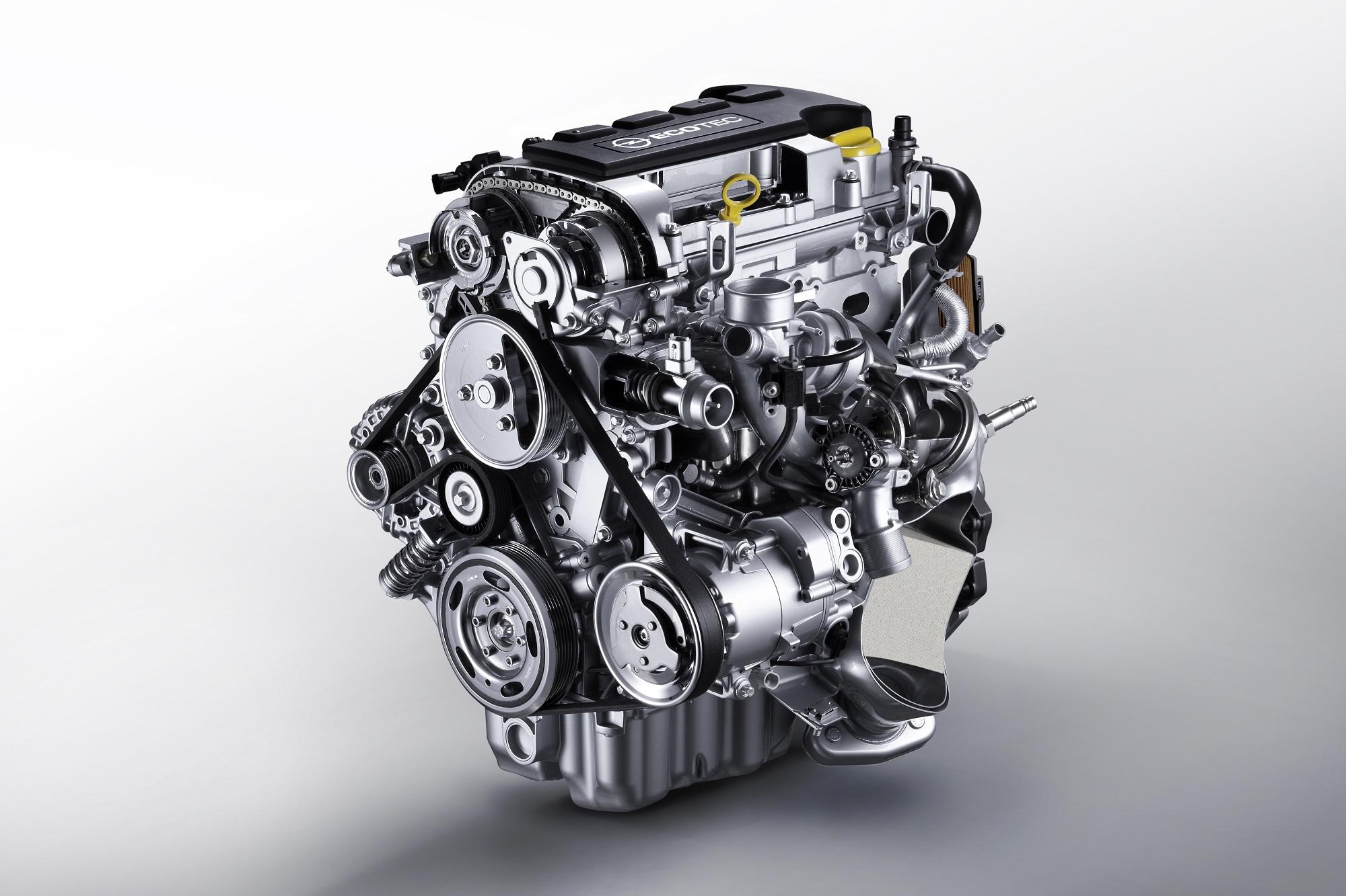 Opel ECOTEC 1.4l Turbo