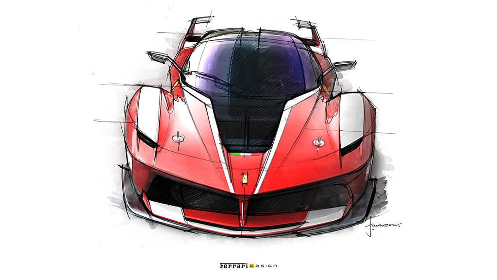 Ferrari FXX K FM