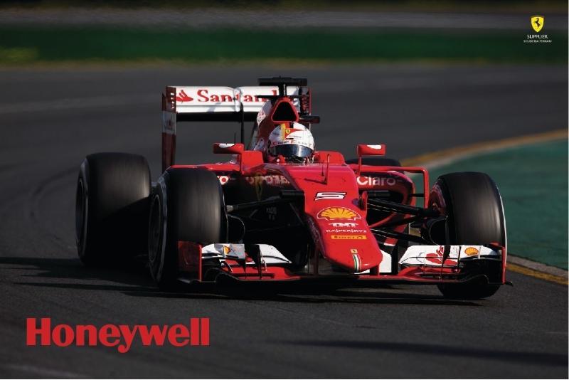Ferrari Formula One 2015