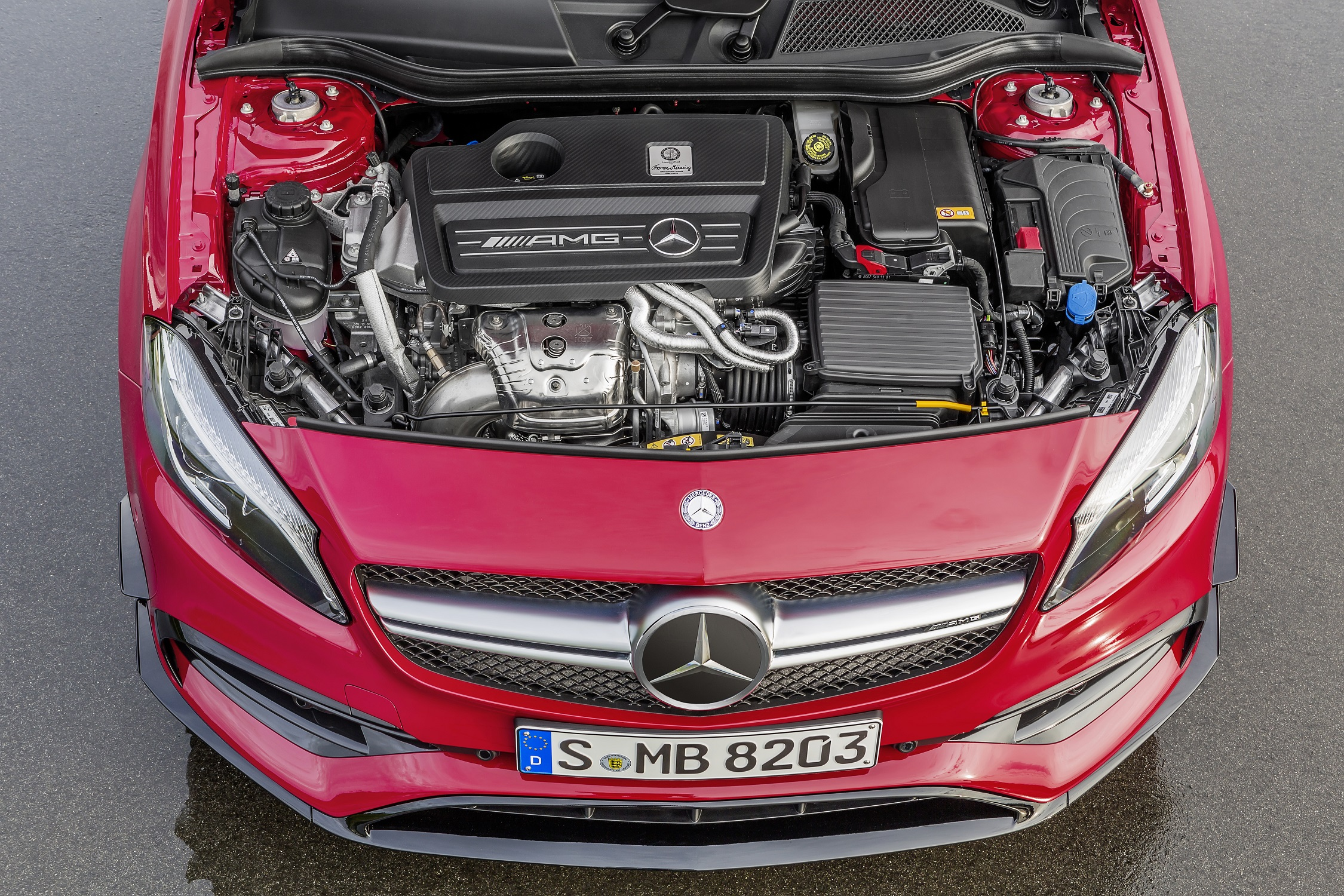 Mercedes-AMG A 45 AMG (AMG Exclusive)