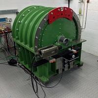 Ricardo's FlySafe test rig and the University of Brighton
