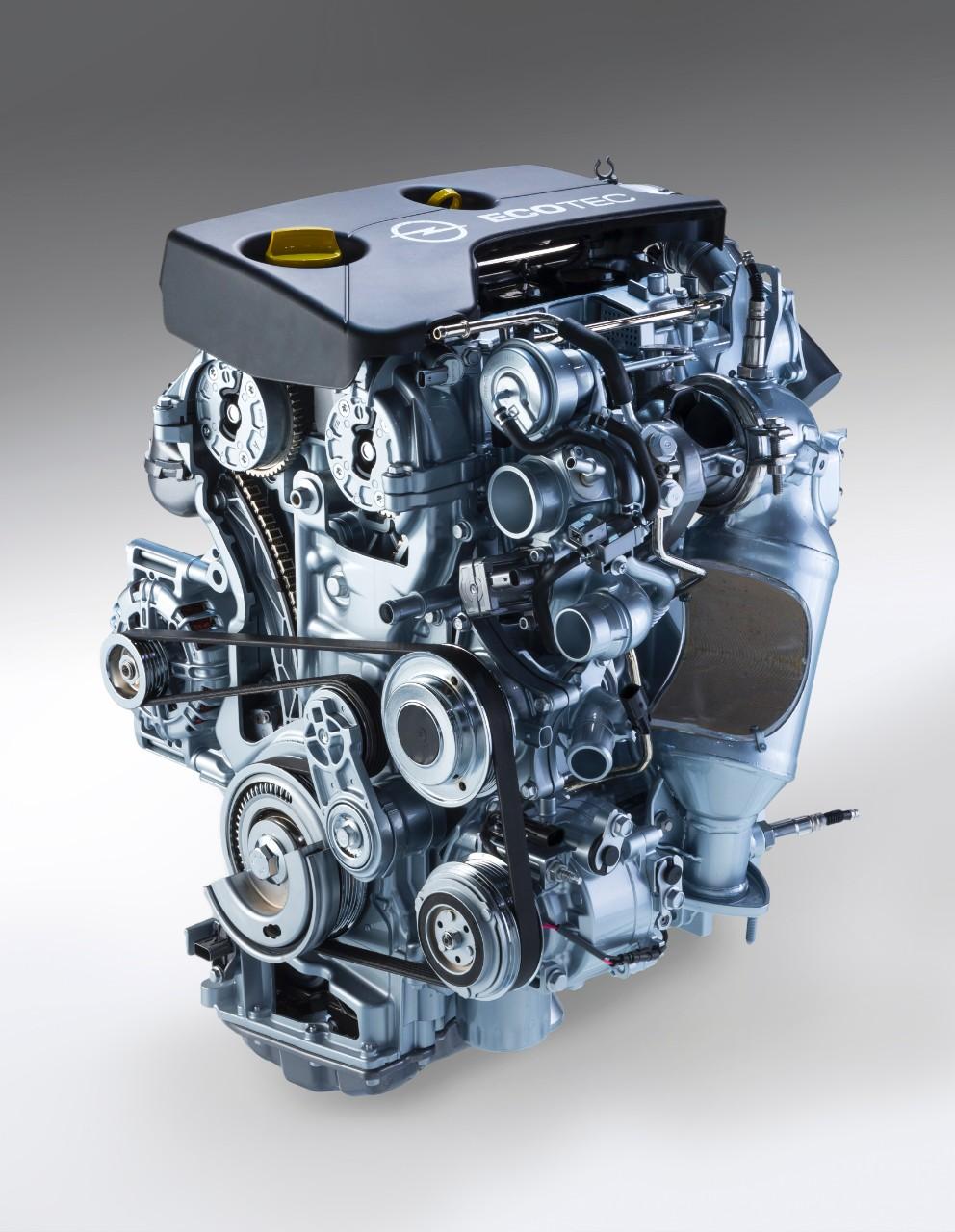 New Ecotec 1.0l Turbo engine