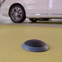 Bosch is searching for a parking space