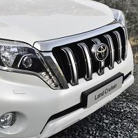 New Toyota LAND CRUISER