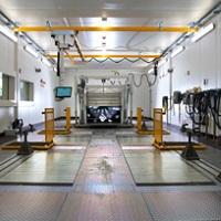 Ricardo's Vehicle Emissions Research Centre (VERC)