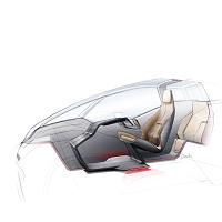 Uniti Swedish electric car early sketch