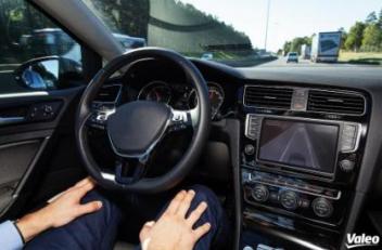 Valeo autonomous driving