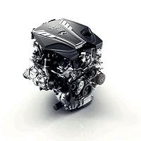 Infinti V6 3.0liter engine