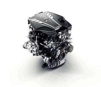 Infiniti V6 engine