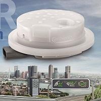 Continental urea sensor for SCR systems