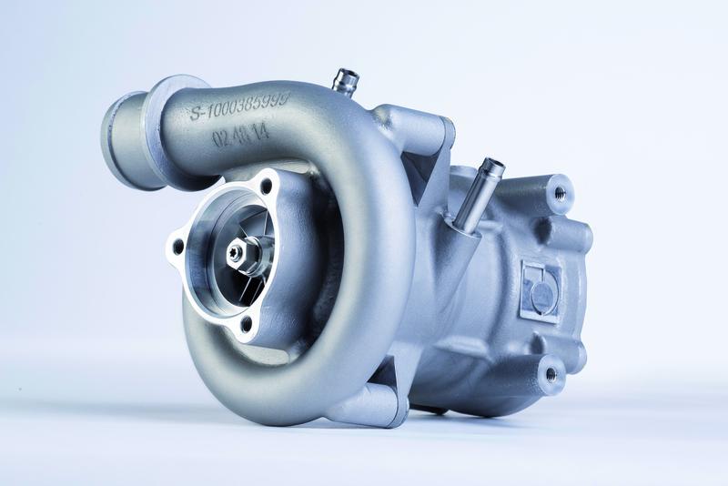 Pierburg Electric compressor