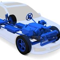 Ricardo's simulated vehicle