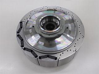 Rotor du moteur électriqueHonda i-DCD