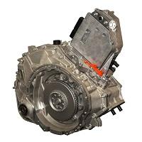 Chrysler Pacifica hybrid eFlite system
