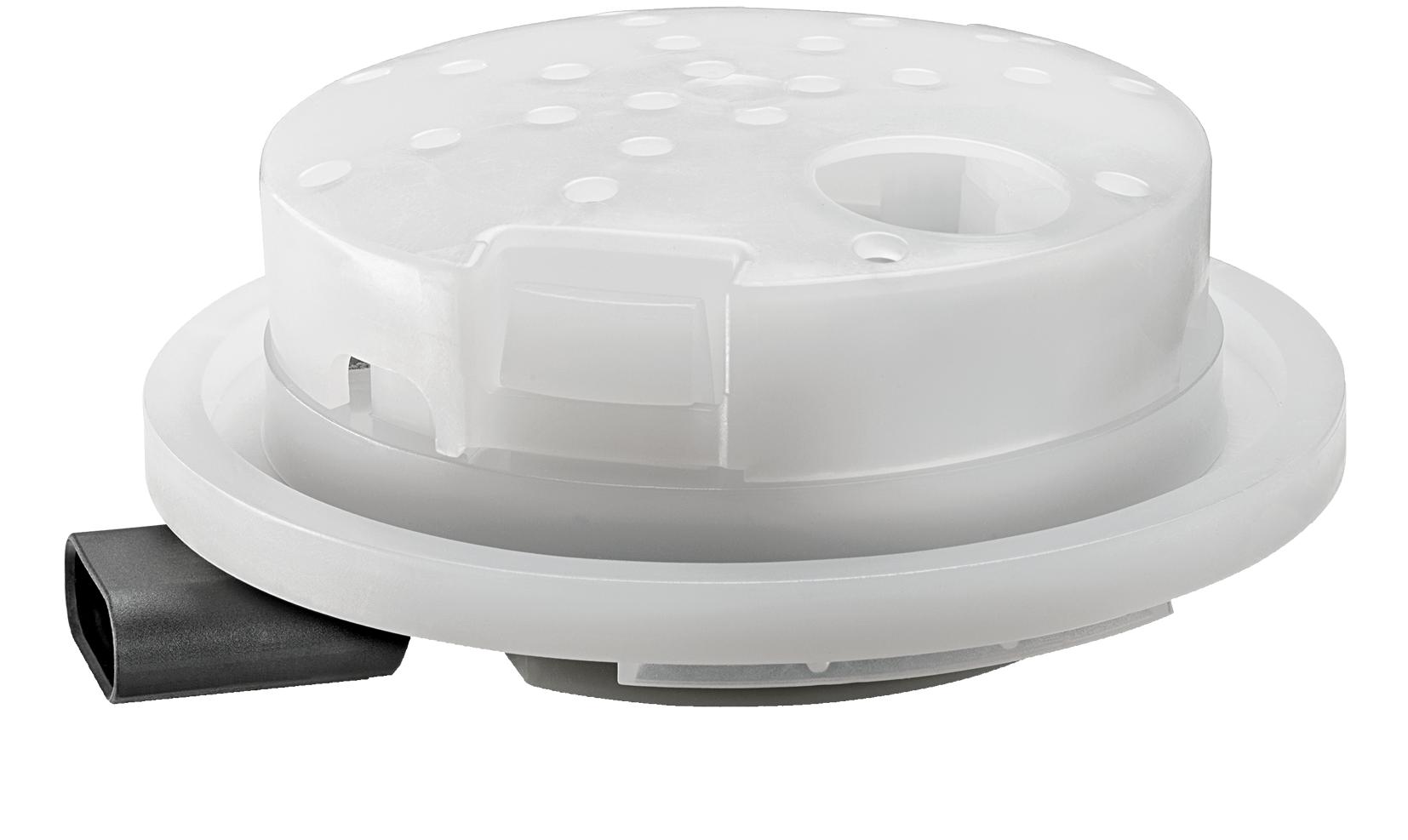 Continental urea level, quality, and temperature sensor