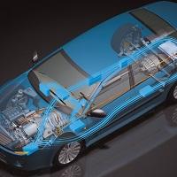 ISO 26262 - hybrid vehicle illustration by HORIBA MIRA ltd