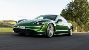 porsche electric car taycan review