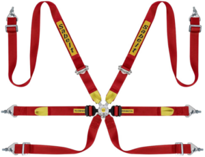 best 6 point racing harness review