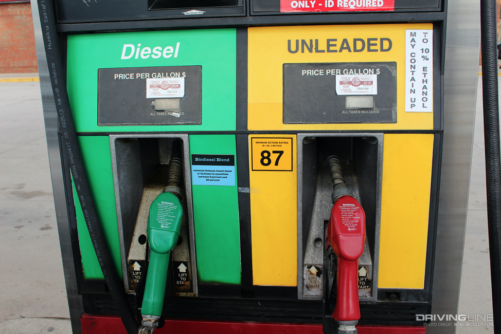 Nightmare Scenario: What to Do if Gas is Put in Your Diesel ...