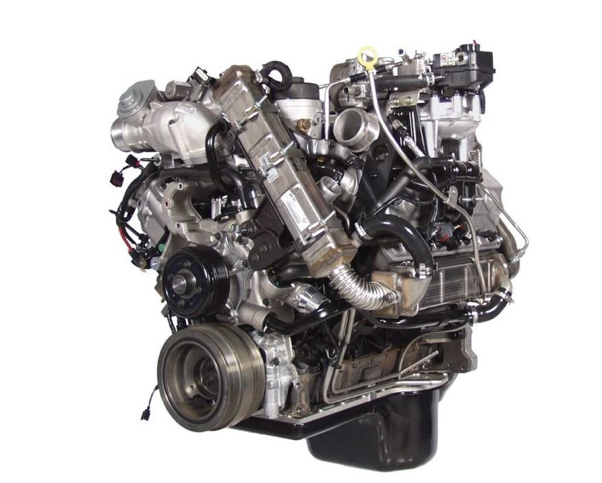 6.4L POWERSTROKE COMPLETE ENGINE 6.4L POWERSTROKE COMPLETE ENGINE ...
