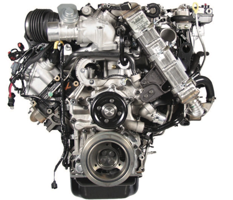 Rebuilding the Ford 6.4L Power Stroke - Engine Builder Magazine