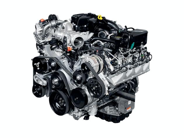 Ford 6.7L Power Stroke Scorpion Engine Info, Power, Specs, Wiki