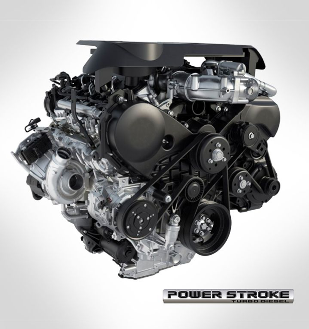 Ford Releases Power, Torque, Towing Specs for 3.0L PowerStroke ...