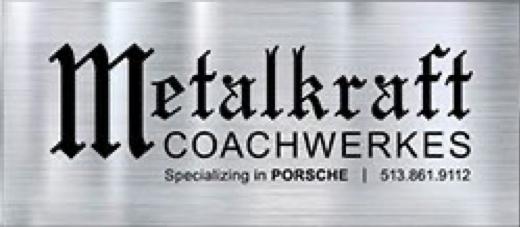 MetalKraftCoachWerkes – Porsche Restoration Cincinnati Ohio