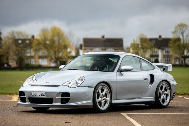 Porsche - This Rare 996 Porsche 911 GT2 Clubsport Is Our Kind Of Scary - Used Cars