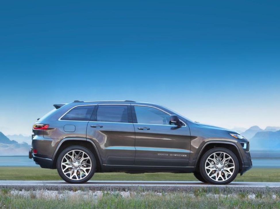 2021 Jeep Grand Cherokee: What We Know So Far