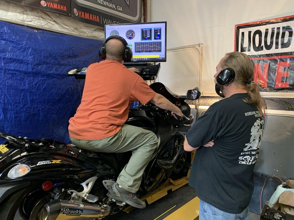 Motorcycle Dyno Tuning Explained – Drag Bike News