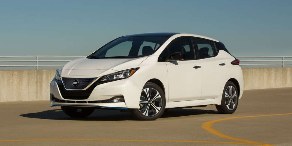 2020 Nissan Leaf Review, Pricing, and Specs