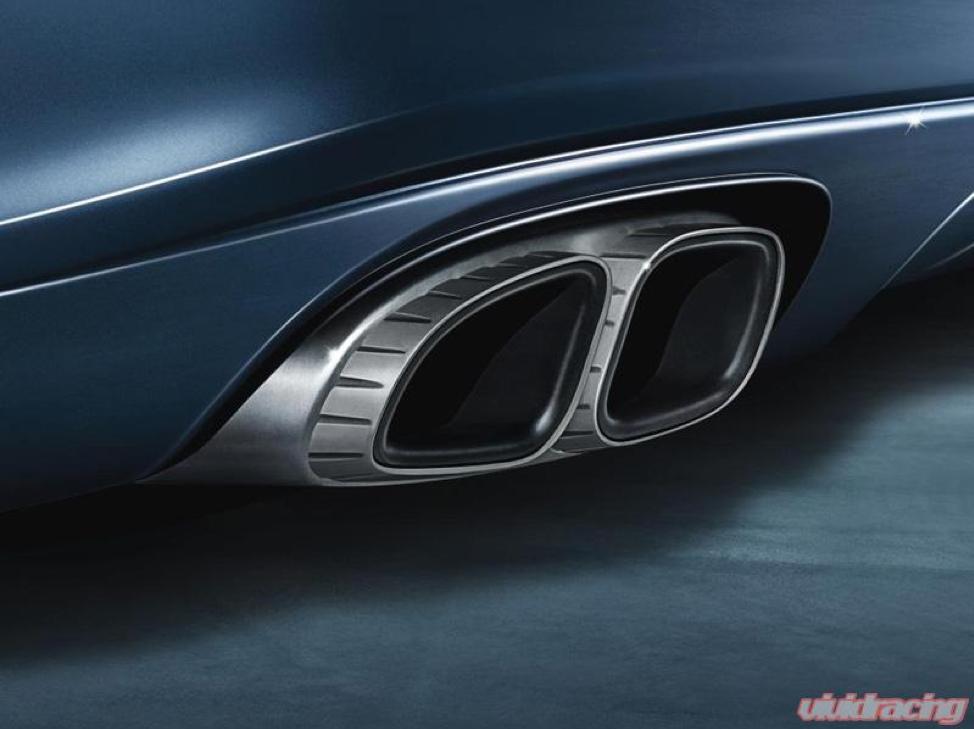 97004420006 | Porsche Tequipment Sports exhaust system Panamera/4