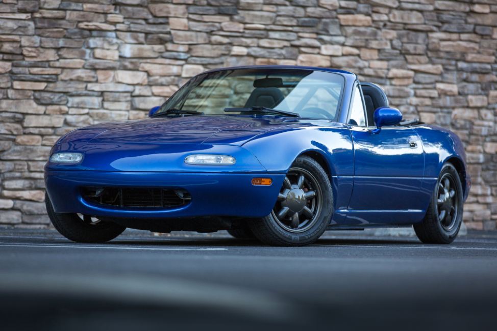 Modified 1991 Mazda MX-5 Miata for sale on BaT Auctions - sold for ...