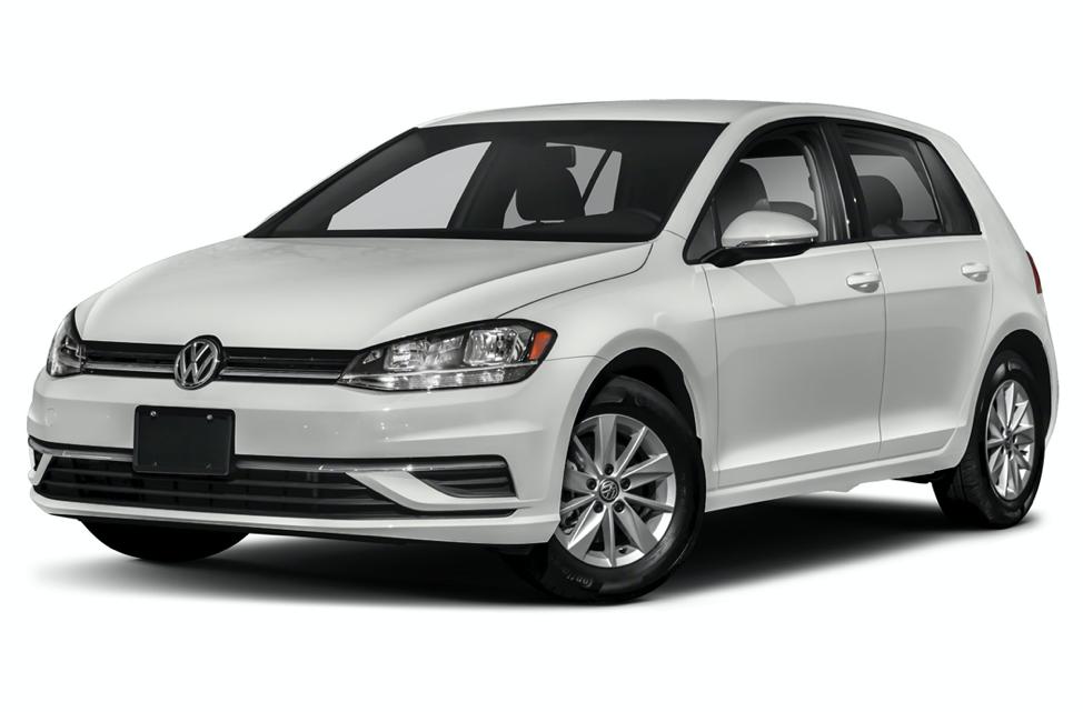 2019 Volkswagen Golf Safety Features