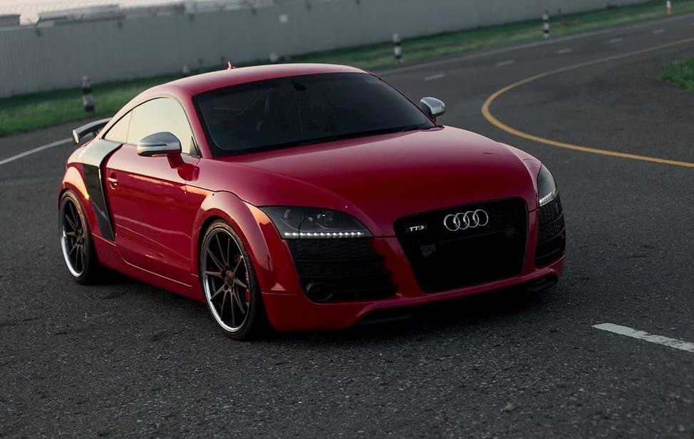 Audi TT Tuning To Drive The Euro Tuner | LovelyMotor