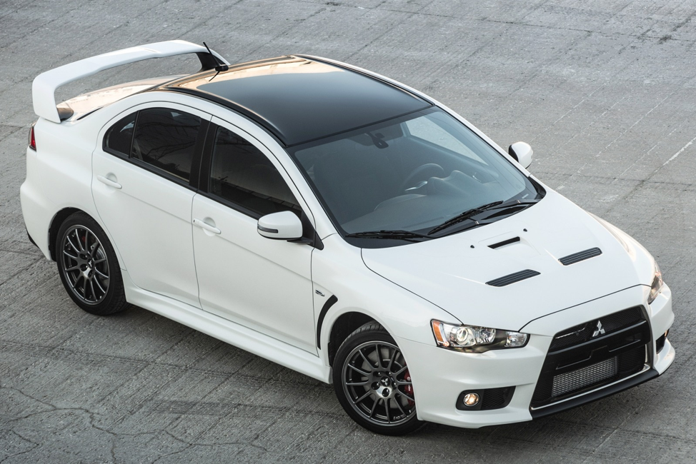 Used 2015 Mitsubishi Lancer Evolution Prices, Reviews, and ...