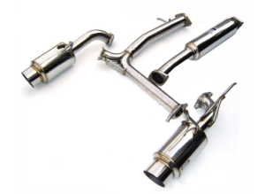 best exhaust for nissan 350z