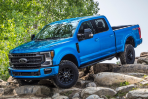 Best Tires for a Ford F250 Super Duty Pickup Truck