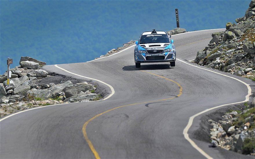 best car to fast hill climb