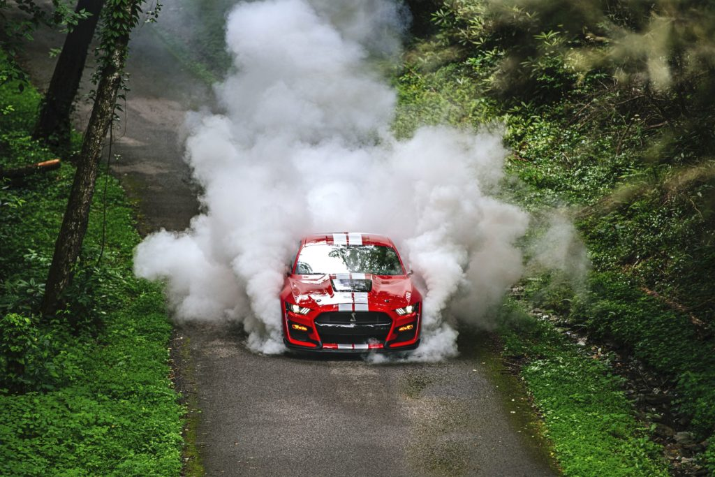 best mustang engine
