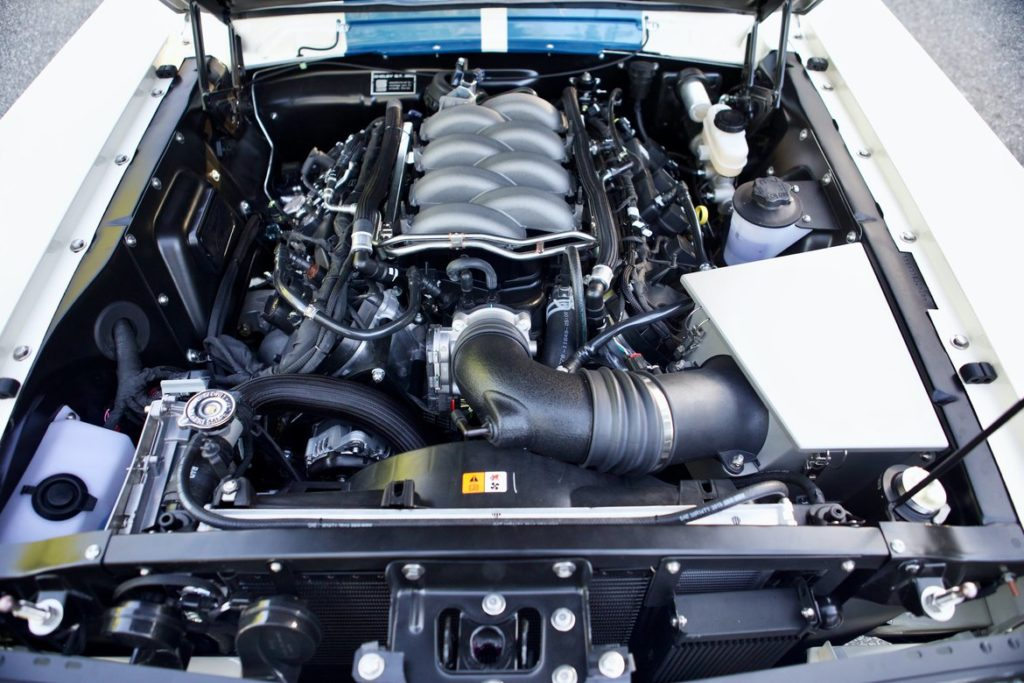 best ford mustang engine
